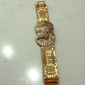 Vintage Clasp Belt
